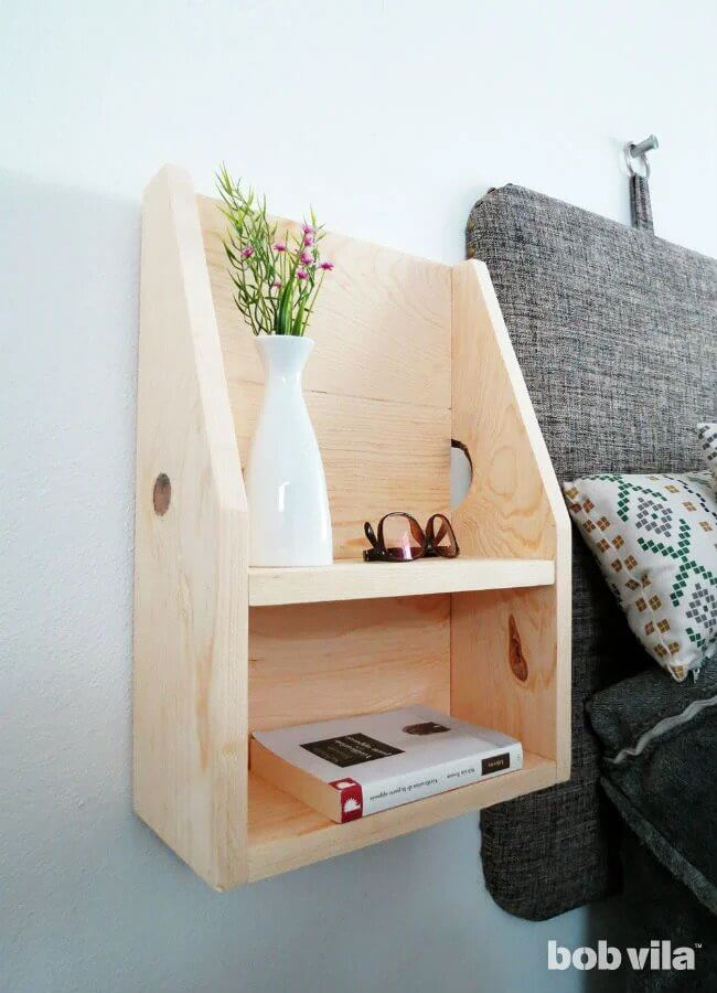 Narrow Nightstand