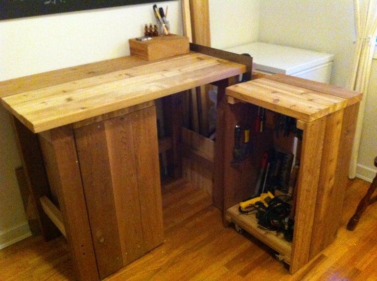 Apartment Workbench