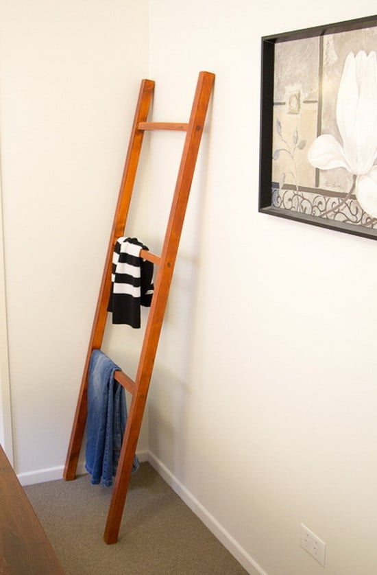 Clothing Ladder Rack