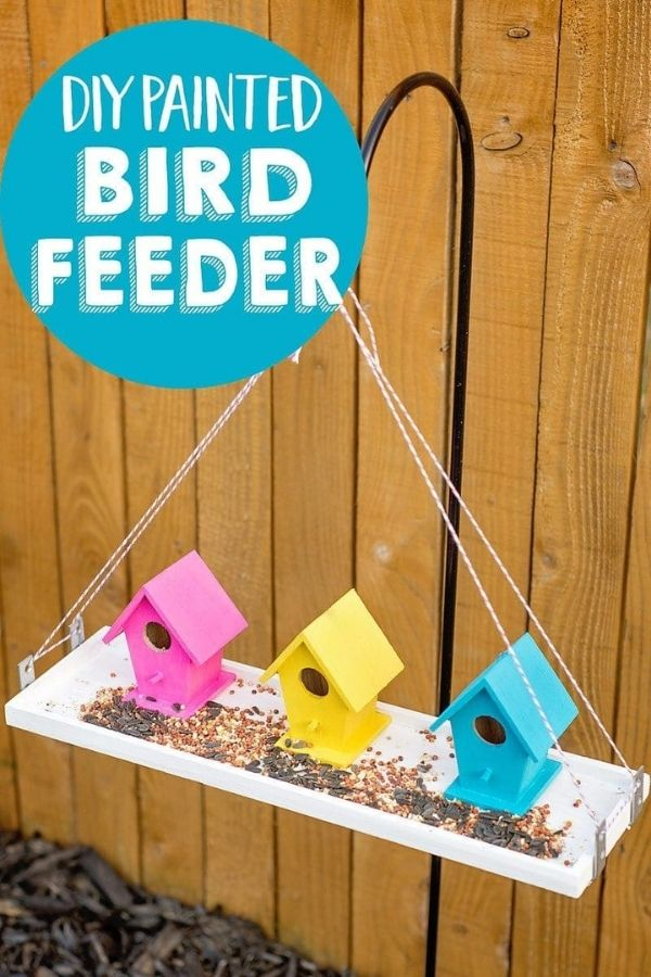 DIY Bird Feeder | Scattered Thoughts Of A Crafty Mom