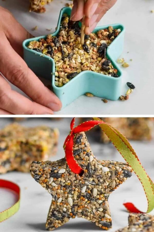 DIY Bird Feeder | Simple Joy