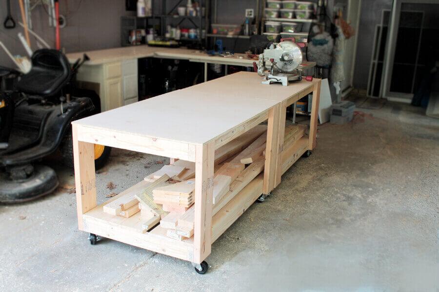 Easy Build Workbench