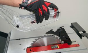 How To Change Blade On Skilsaw Table Saw