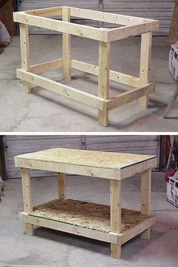 Low-Cost Workbench