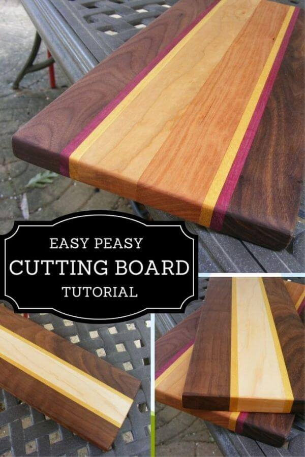 Peasy Cutting Board