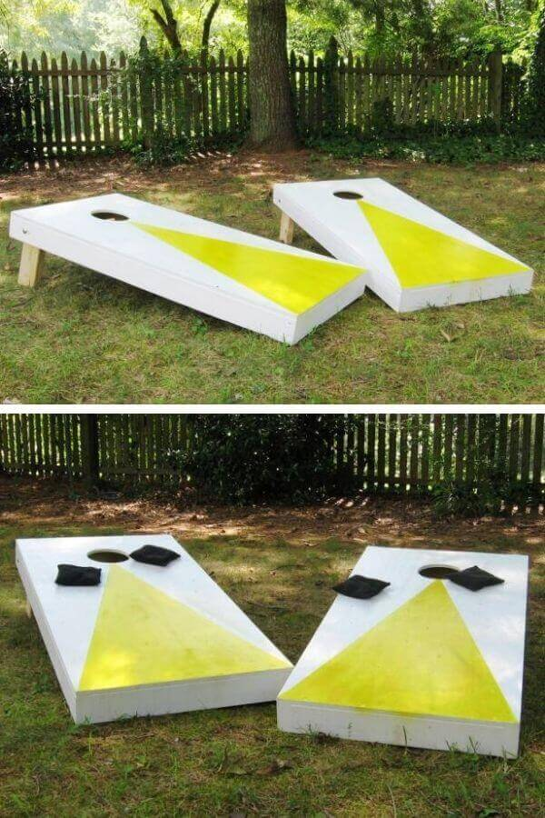Regulation Cornhole Set