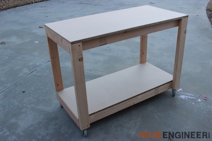 Simple Portable Workbench