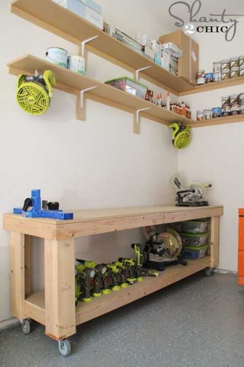 Workbench For Small Workshops